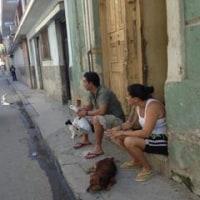 キューバ旅行記 その12(船に乗る)