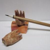 木彫りの鈴のほかいろいろ