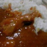 ニチレイ「インド風骨付きチキンカレー」を食べた。