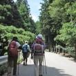 能勢・妙見山(初谷コース)は涼しくて快適な山登りが楽しめました