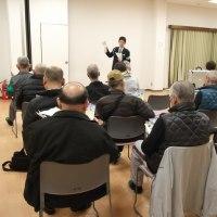 松原市の河合公民館で交通安全講習会開催!