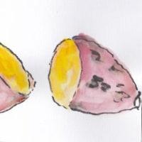 ホクホク石焼き芋