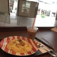 サンマルクカフェのパスタ