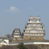 忘れないうちに、世界遺産!姫路城~☆