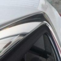 BMWのクロームメッキの汚れを綺麗に取る