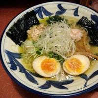Weekendの麺処巡り 大喜 で ラスト麺
