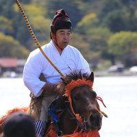 161010赤城神社流鏑馬・覚満淵