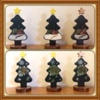 クリスマスツリー完成