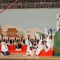 『京鹿子娘五人道成寺』 @歌舞伎座(12月26日)