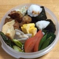 春野菜たっぷり弁当(*^o^*)