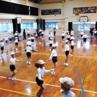 1月24日(火)なかよし体育「なわとび集会」