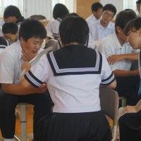 2年生 マナー研修(6/29)