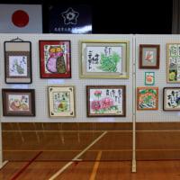 瀬戸田町文化祭 展示会場づくり 2016.10.27