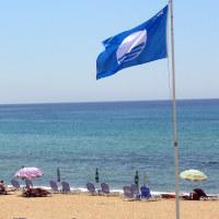 鎌倉 由比ヶ浜海岸がブルーフラッグに認証