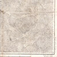 K-6 醒井村 彦根6号 明治28年 地形図
