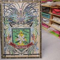 DIY教室と家族の紋章