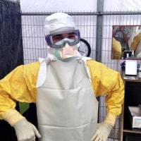 �� Doctor in New York City Tests Positive for Ebola.�˥塼�衼���Ԥΰ�Ԥ˥��ܥ顢������
