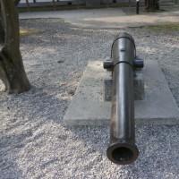 二つの大砲