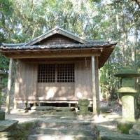 長崎市 サンジワン枯松神社