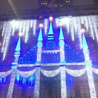 ニューヨークのクリスマス、幕開け。本日、ロックフェラーセンターでクリスマスツリー点灯式