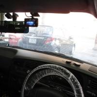 VW VENTにドライブレコーダー取り付け。