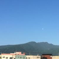 大雪山系と手稲山