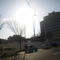 金沢はビル建設ラッシュ