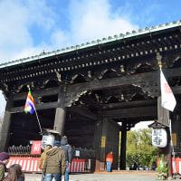 雪の京都・親子旅。。その3