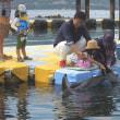 四国・JDC(日本ドルフィンセンター)の「イルカプールで餌やり体験」