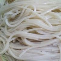 2017・5・30(火)…合資会社 酒井製麺所「山形県産でわかおりを使った蕎麦切り」