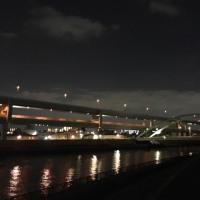夜の東京ウォーキング
