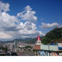 長崎は今日も猛暑だった・・・・・。