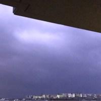 Horrible weather