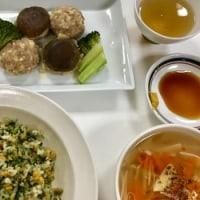 低カロリー料理と銀座ブラブラ