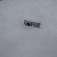 雪が降り続いています