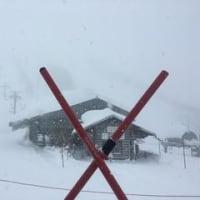 スキー日記-29日目-八方尾根