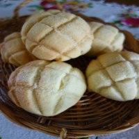メロンパン&塩パン