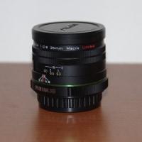 単焦点レンズゲット PENTAX DA35mm MACRO LIMITED
