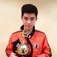 サッカーU-16国際大会で日本代表が優勝したそうです。