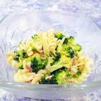 11月25日「ブロッコリーとマカロニのサラダ」