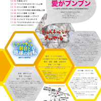 Wミツバチフェスティバルの新しいお知らせ