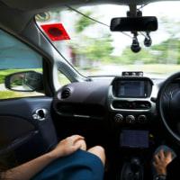 自動車の中で何をするか/自動運転
