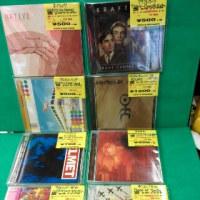 ROCK CD新入荷