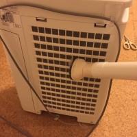 日立工機のコードレスクリーナーにマキタの高機能フィルターとミニブラシを付けてみた♡