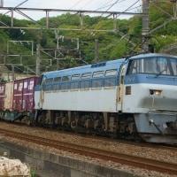 2017年4月24日  東海道貨物線  東戸塚  EF66-101  5095レ