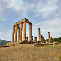 アンタス神殿…フルミニマッジョーレ
