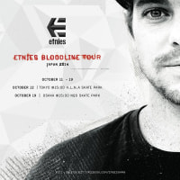 �饤���󡦥������顼����ETNIES BLOODLINE TOUR JAPAN 2014