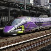 JR西明石駅(500系EVA)