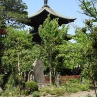 上田市国分の火の見櫓
