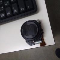 カメラが。。。